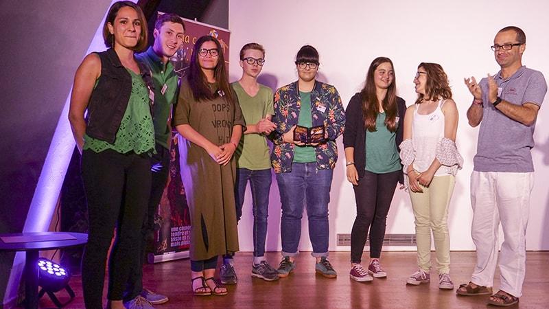 Notre-Dame des Minimes a séduit le jury avec « De grands petits gestes » et lui a attribué son prix.