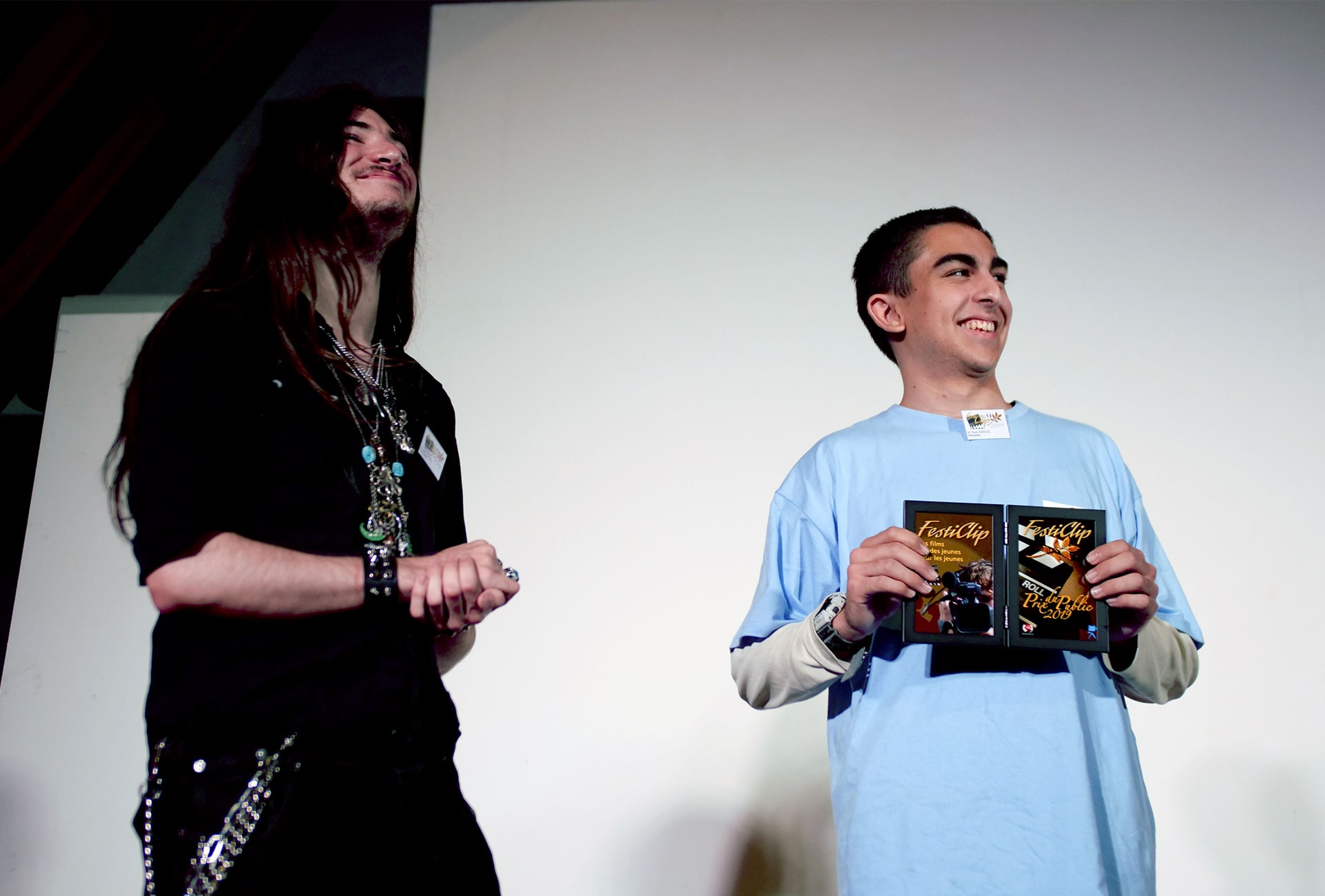 Don Bosco Marseille se voit attribué le prix du public.
